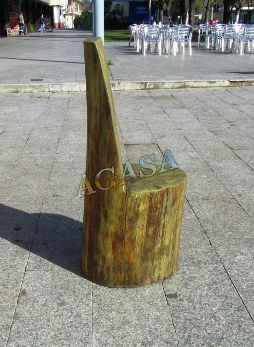 Art culos mobiliario urbano bancos o asiento bancos for Bancos merenderos de madera