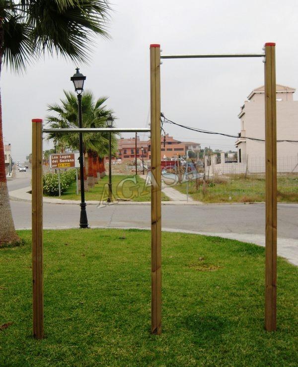 Art culos deportes circuitos deportivos y footing - Mobiliario de gimnasio ...